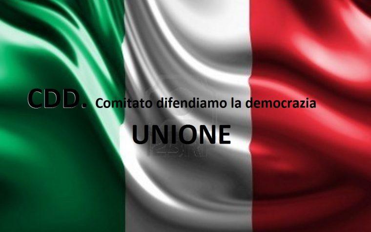 """IL CDD SUL #NO NEL  REFERENDUM """"CONTRO"""" LA COSTITUZIONE . RIAPPROPRIAMOCI DELLA DEMOCRAZIA."""