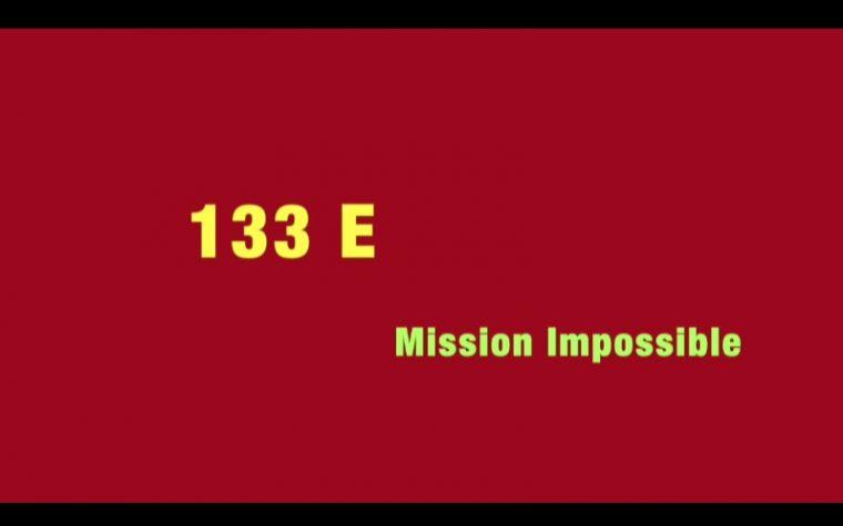 CON IL VIDEO 133 E sconvolgente prova finale  si chiude la grandediscovery
