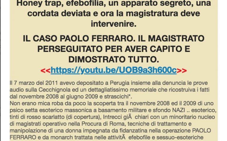 UT EMERGAT. HANNO FINITO DI PERSEVERARE. Verso il DVD.ISO-1000.
