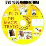 """LA VERSIONE 1000 Golden FINALE DEL DVD-ISO """"IL FILO DEL MAGISTRATO"""""""