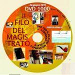"""DOSSIER GRANDEDISCOVERY e la edizione giugno 2019 del DVD """"ILFILO DEL MAGISTRATO"""
